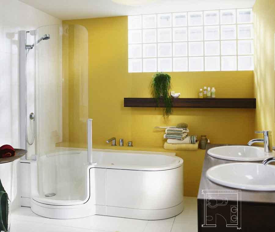 kleine badewanne mit dusche - carport 2017, Hause ideen